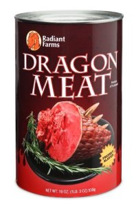 Canned Dragon Meat only $15.95